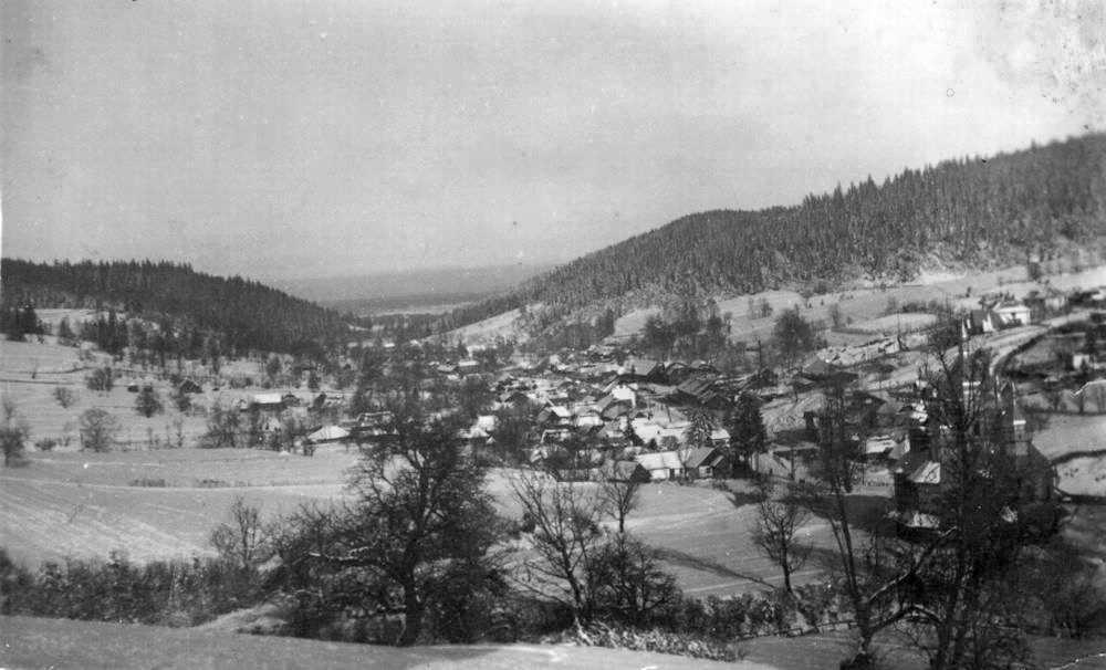 1930 р. Панорама міста