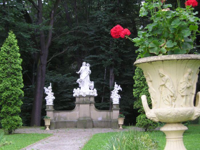 [2006 р.] Скульптура богородиці з…