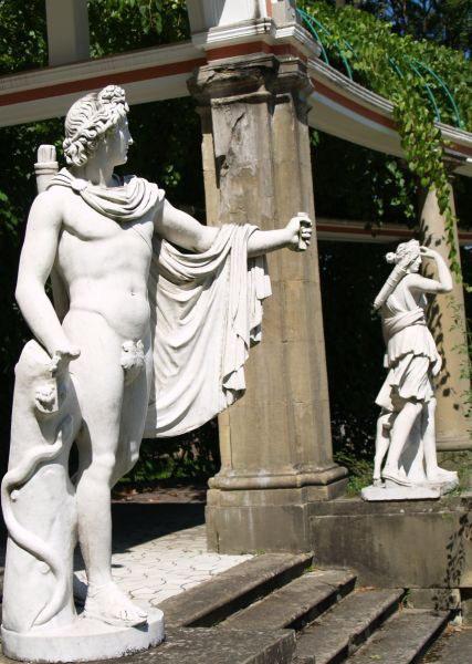 [2006 р.] Паркові скульптури біля…