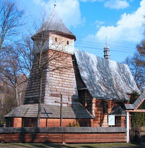 Костел св.Михаїла