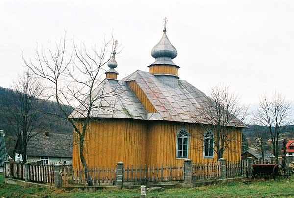 Каплиця св.Дмитра
