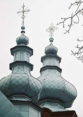 [2006 р.] Верхи нави і башти. Вигляд з…