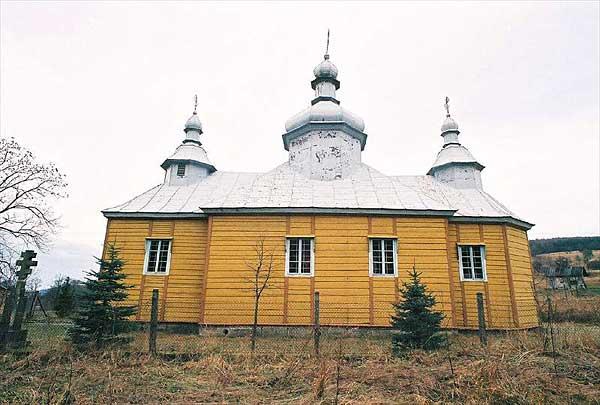 Церква св.Кузьми і Дем'яна православна