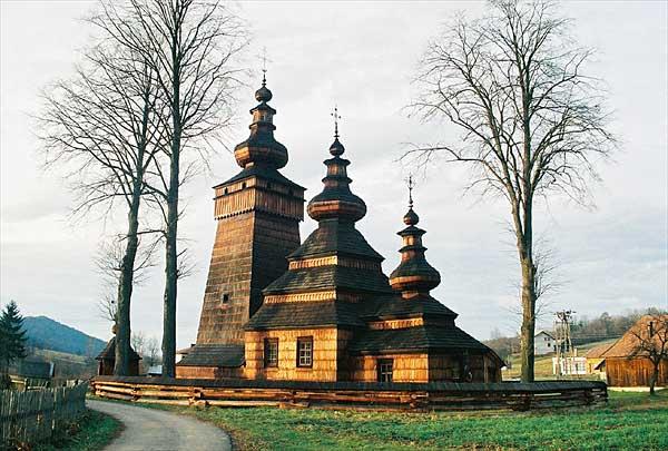 Церква св.Параскеви (греко-католицька)