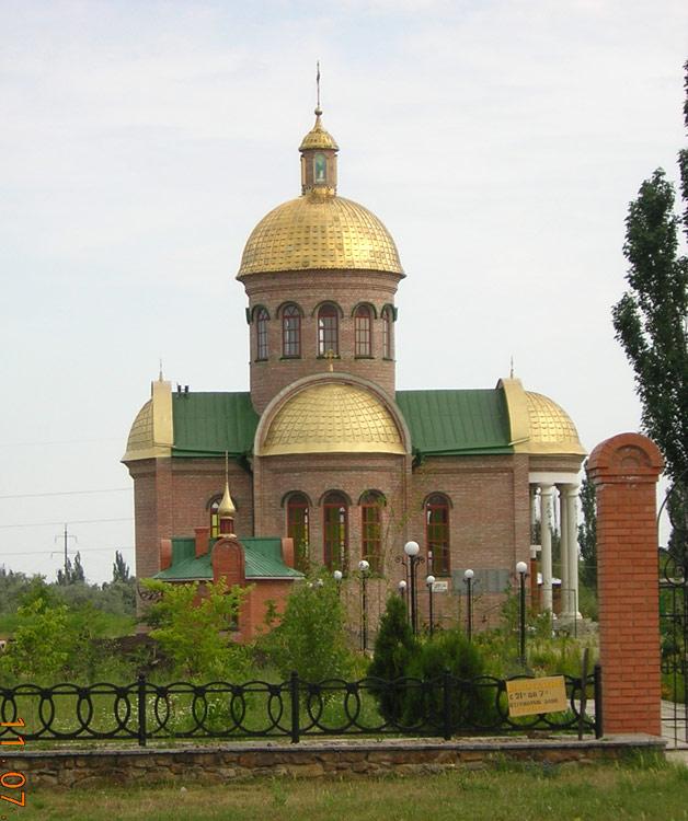 Церква св.Пантелеймона