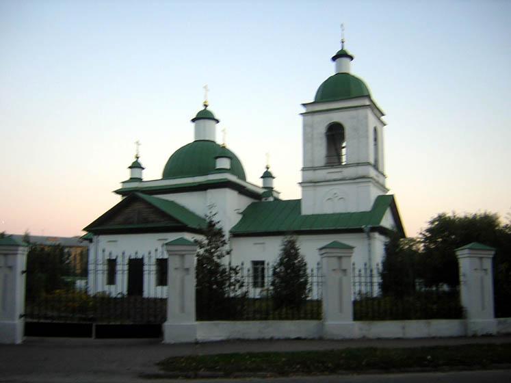 Церква Казанської ікони богородиці