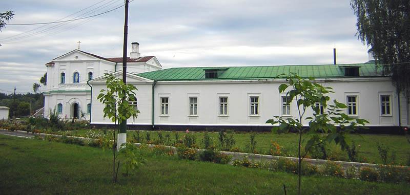 Самарський монастир