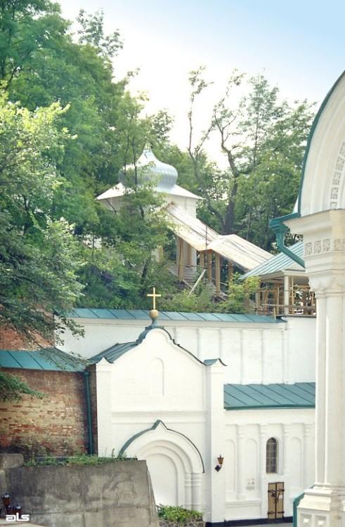 Каплиця св.Кирила і Мефодія