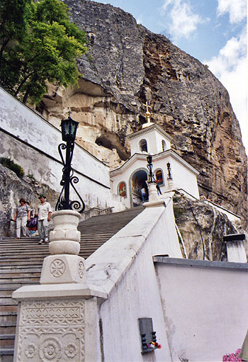 2004 р. Загальний вигляд сходів і…