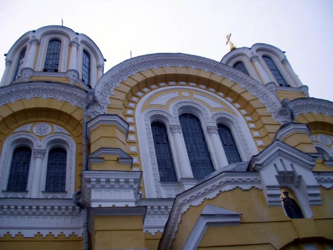[2007 р.] Фрагмент головного фасаду