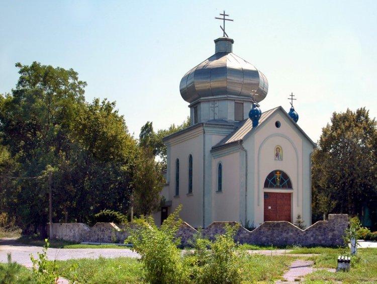Церква св.Андрія Первозваного