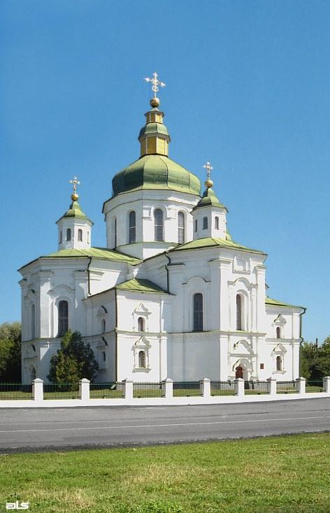 Церква св.Спаса