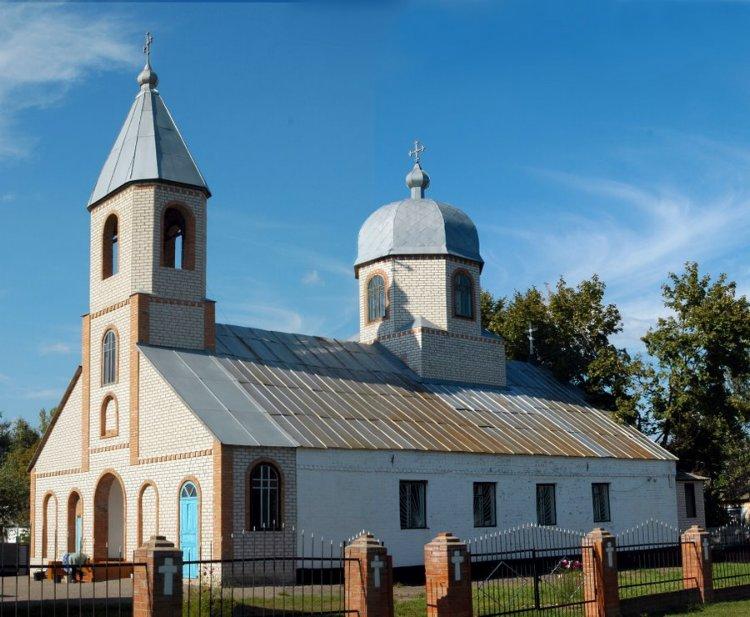 Церква Різдва богородиці