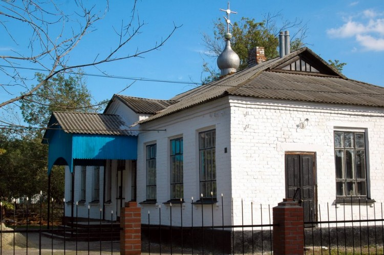 Церква Почаївської ікони богородиці