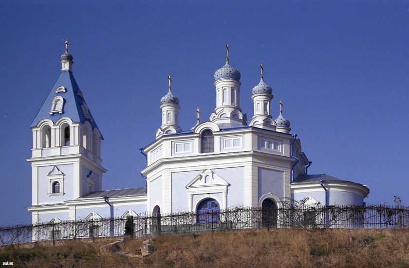 Церква Владимирської ікони богородиці