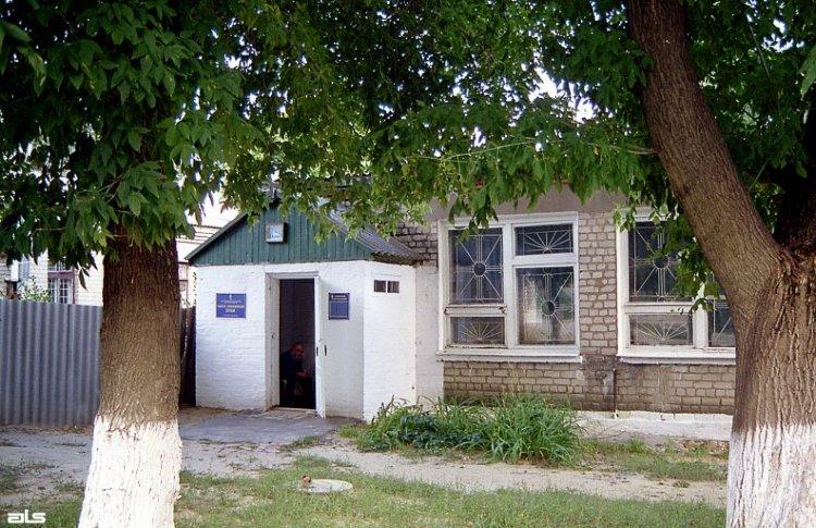 2006 р. Загальний вигляд тимчасової церкви