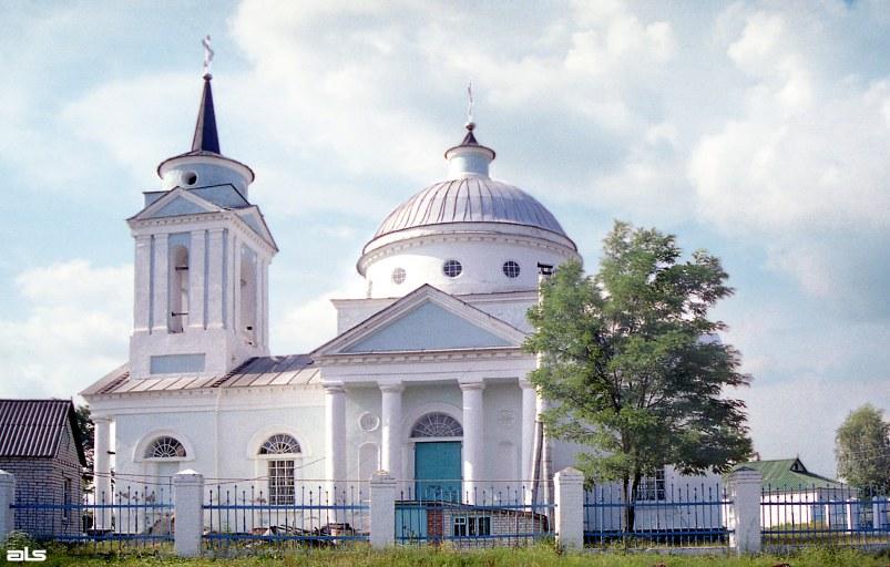 Церква св.Варвари