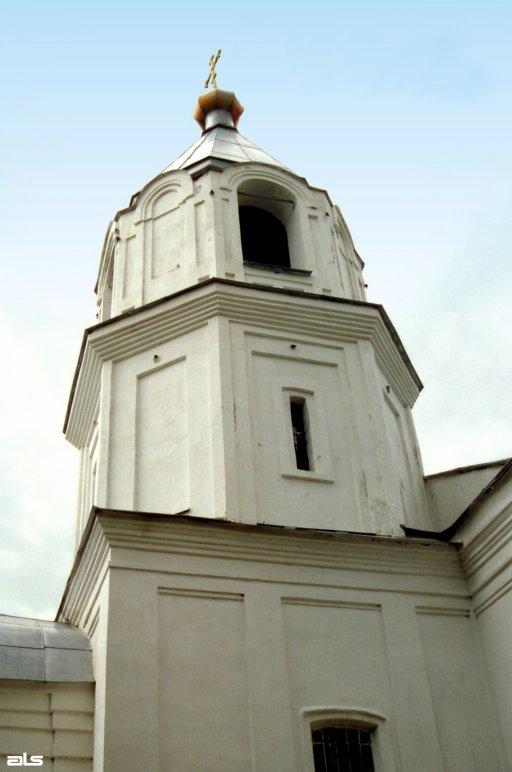2006 р. Дзвіниця. Вигляд з позиції С2