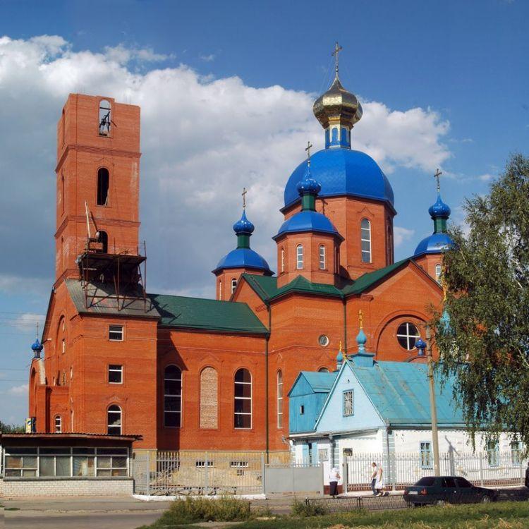 Церква Смоленської ікони богородиці