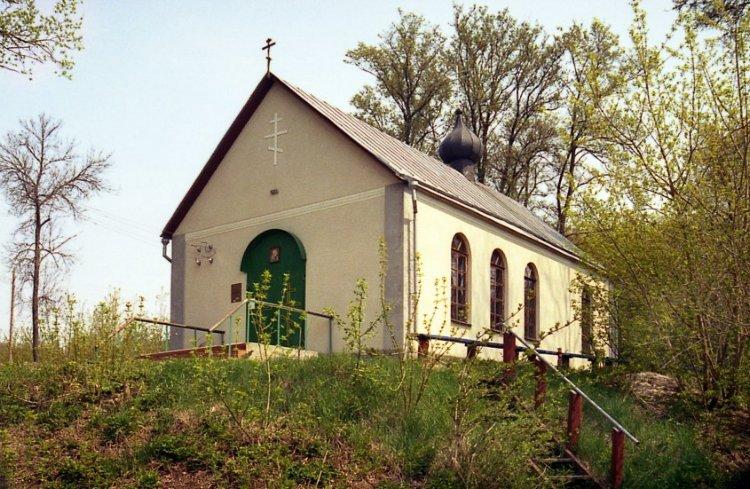 Церква Озерянської ікони богородиці