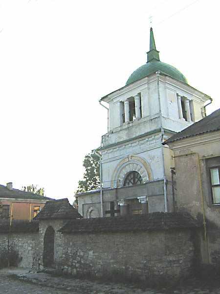2006 р. Дзвіниця. Вигляд з південного заходу