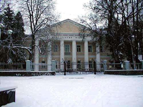 Ровенская гимназия - галерея Н. И.…