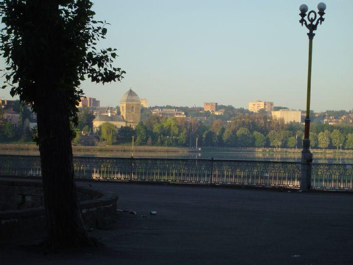 2006 р. Панорама з Воздвиженської…