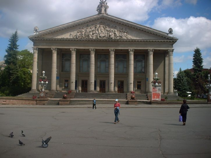 2008 р. Театр ім.Т.Г.Шевченка.…