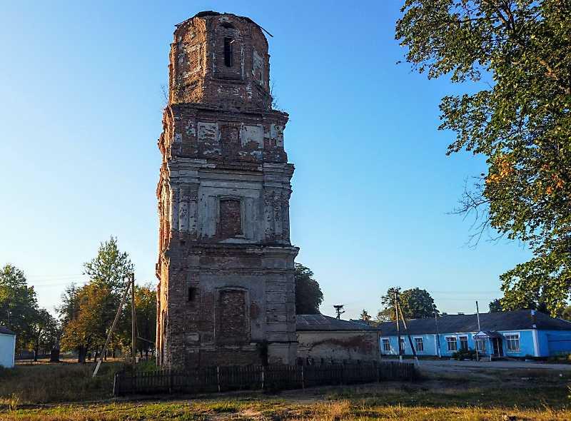 Дзвіниця церкви св. Спаса