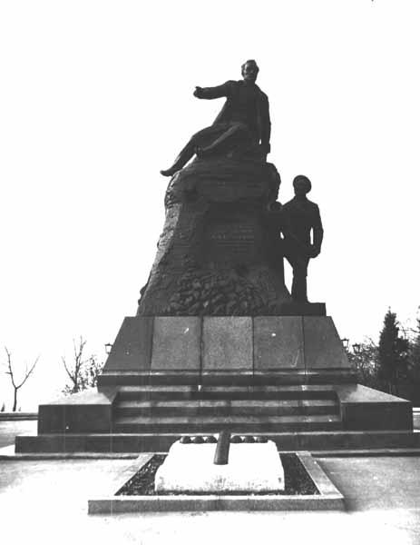 Пам'ятник В. Корнілову