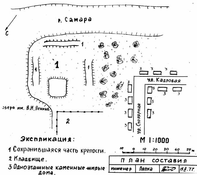 Новобогородицька фортеця
