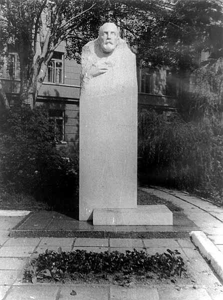 Пам'ятник В. Філатову