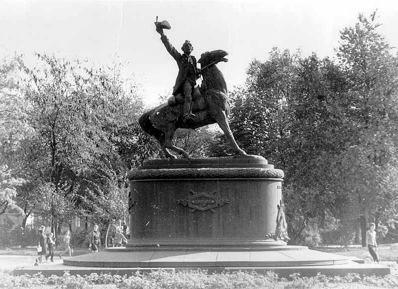 Пам'ятник О.В. Суворову