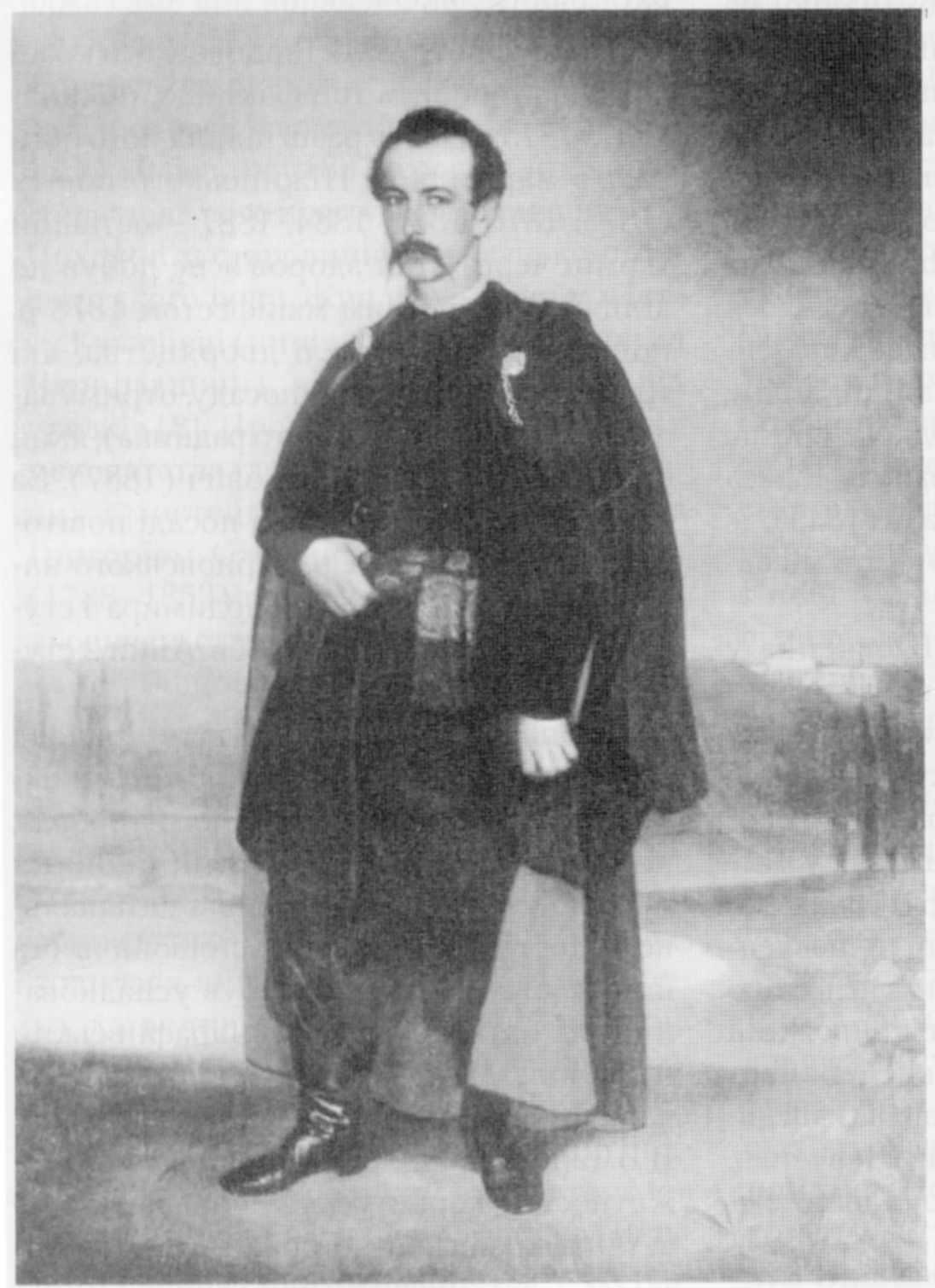 Портрет В.В.Тарновського-молодшого