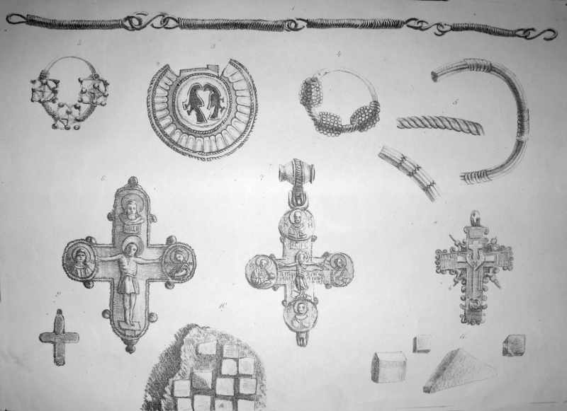 [1857 р.] Стародавні речі