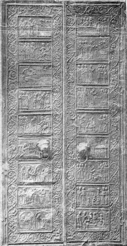 Давні двері