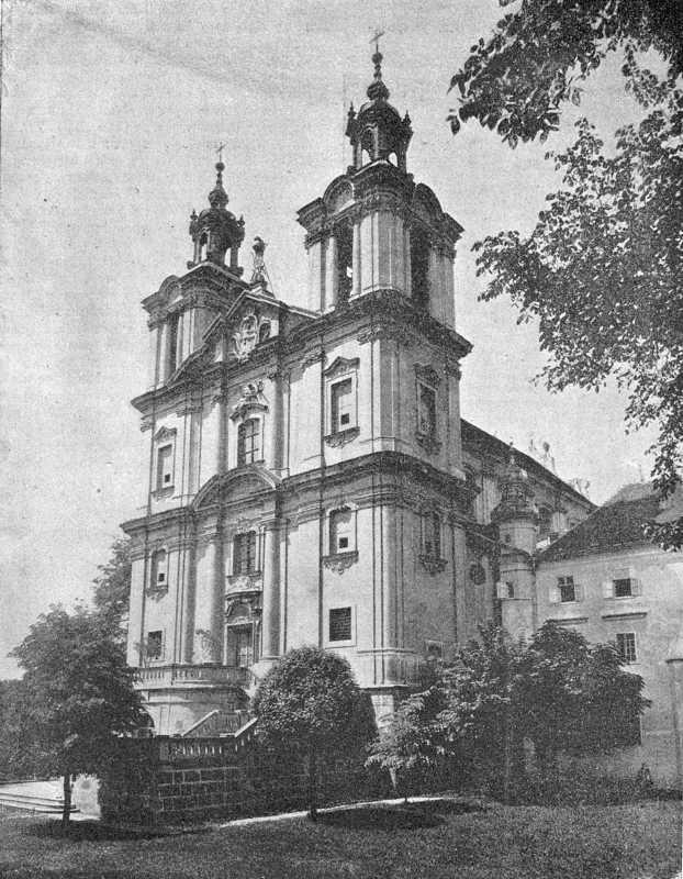 Костел св.Станіслава на Скальці