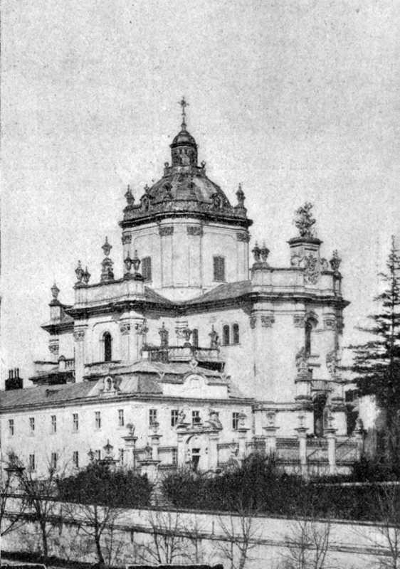 [1899 р.] Загальний вигляд з південного сходу