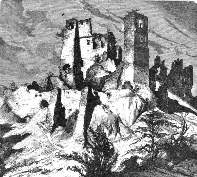 [1899 р.] Загальний вигляд руїн з…