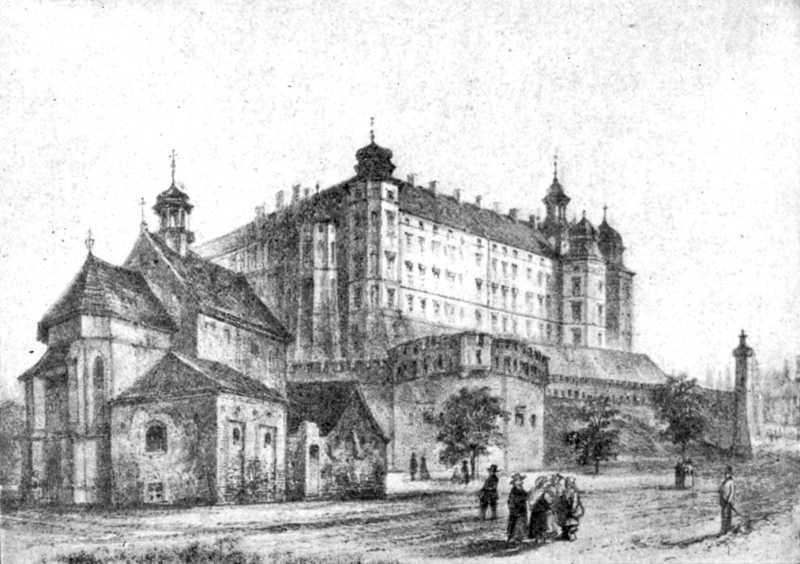 Вавельський замок