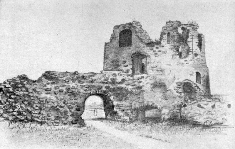 [1899 р.] Загальний вигляд руїн