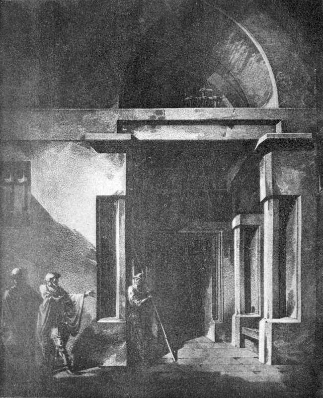 [1900 р.] Вхід до залу капітулу