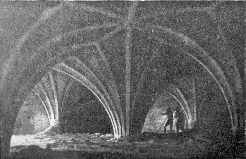 [1900 р.] Підземелля замку