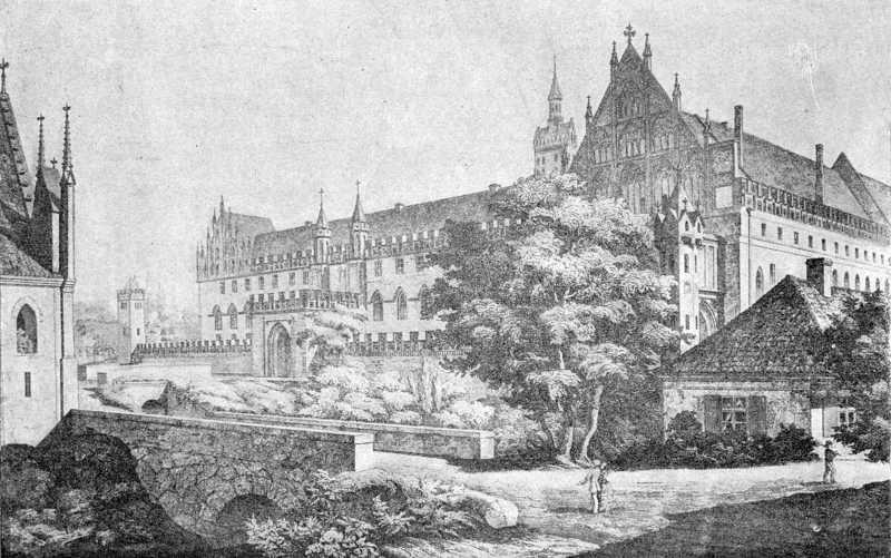 [1900 р.] Замок