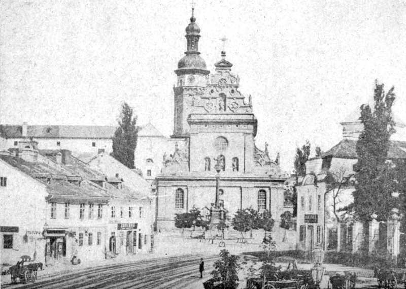[1900 р.] Загальний вигляд із заходу