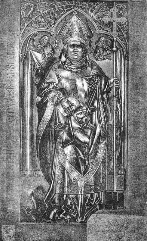 Надгробок Збігнева Олесницького