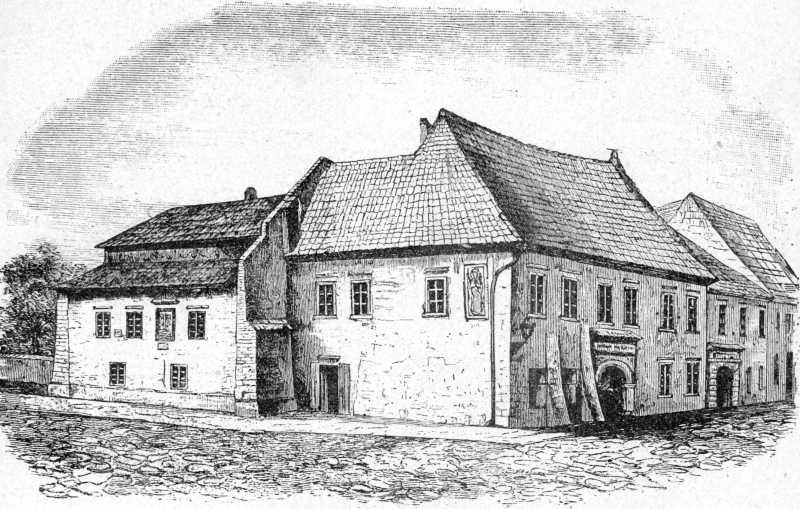 Будинок, в якому жив Я.Длугош (вул.Канонічна, № 133)