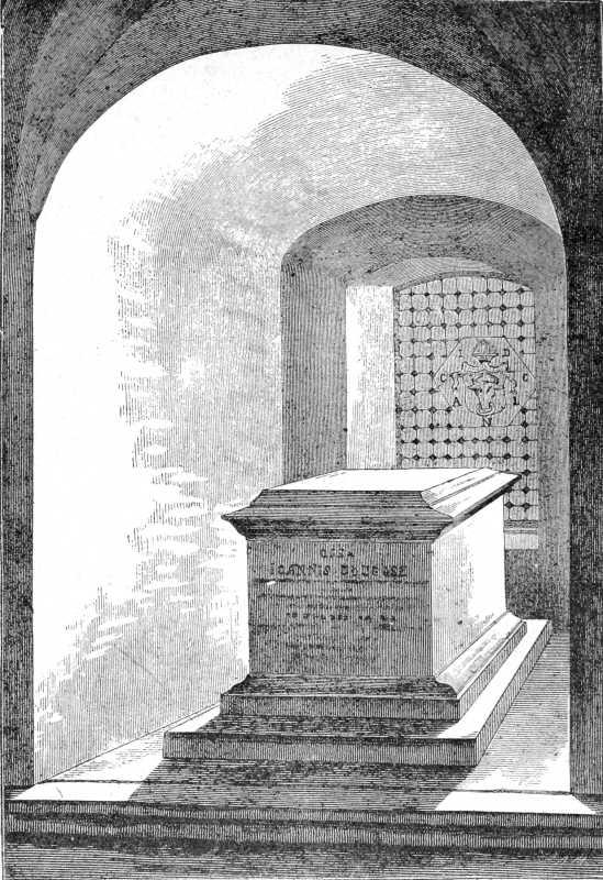 Новий саркофаг для останків Я.Длугоша…