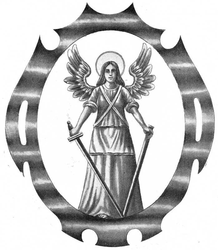 Герб Київського воєводства, наданий польським королем Казимиром Ягелончиком