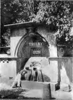 [1913 р.] Фонтан «Трільбі»